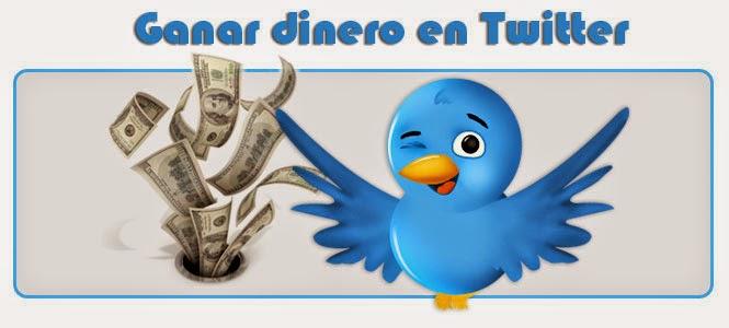 Ganar dinero en Twitter