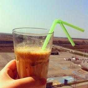 Verdens nemmeste is-kaffe