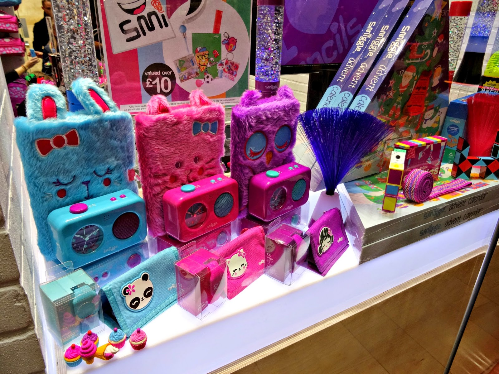 Smiggle scented pencils
