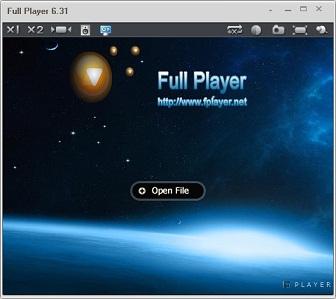 تحميل برنامج Full Player 6.31 لتشغيل كل ملفات الملتيمديا