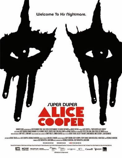 Ver Super Duper Alice Cooper (2014) Online
