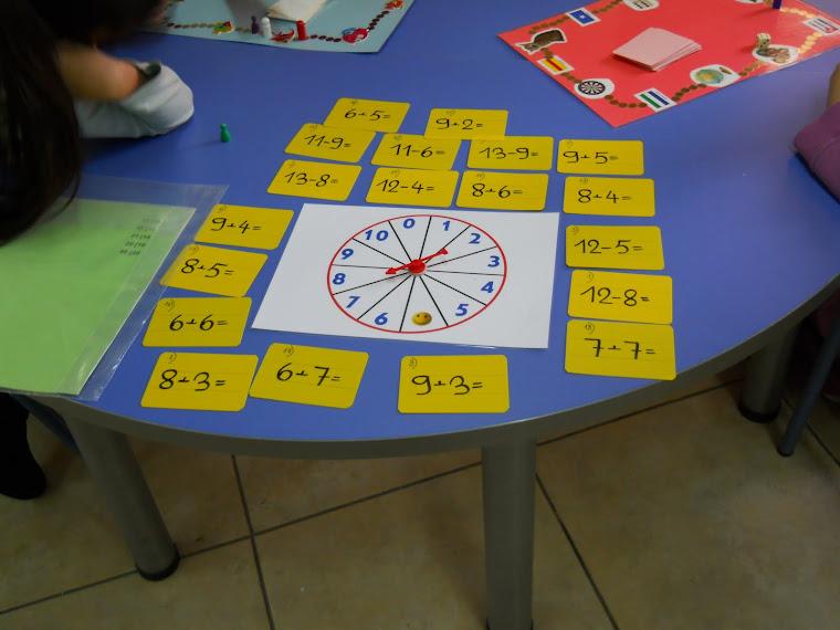 משחקי חשבון בבית ספר יסודי ברמת גן