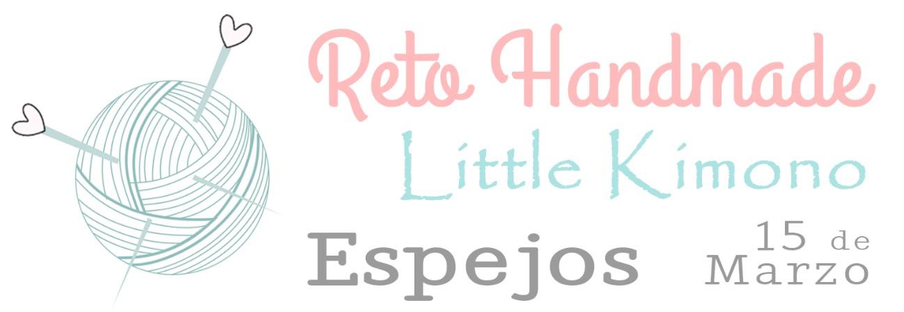 """Reto Handmade """"Espejos"""""""