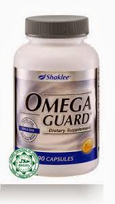 Cara makan omegaguard shaklee untuk kurus