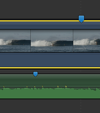 final cut pro how to sync audio