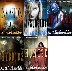 Shifter Evolutions: Alien Invasion 5 Book Series