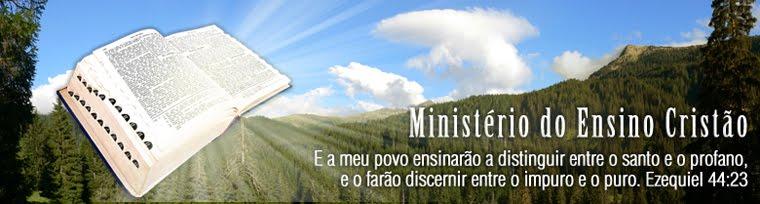 Ministério do Ensino Cristão