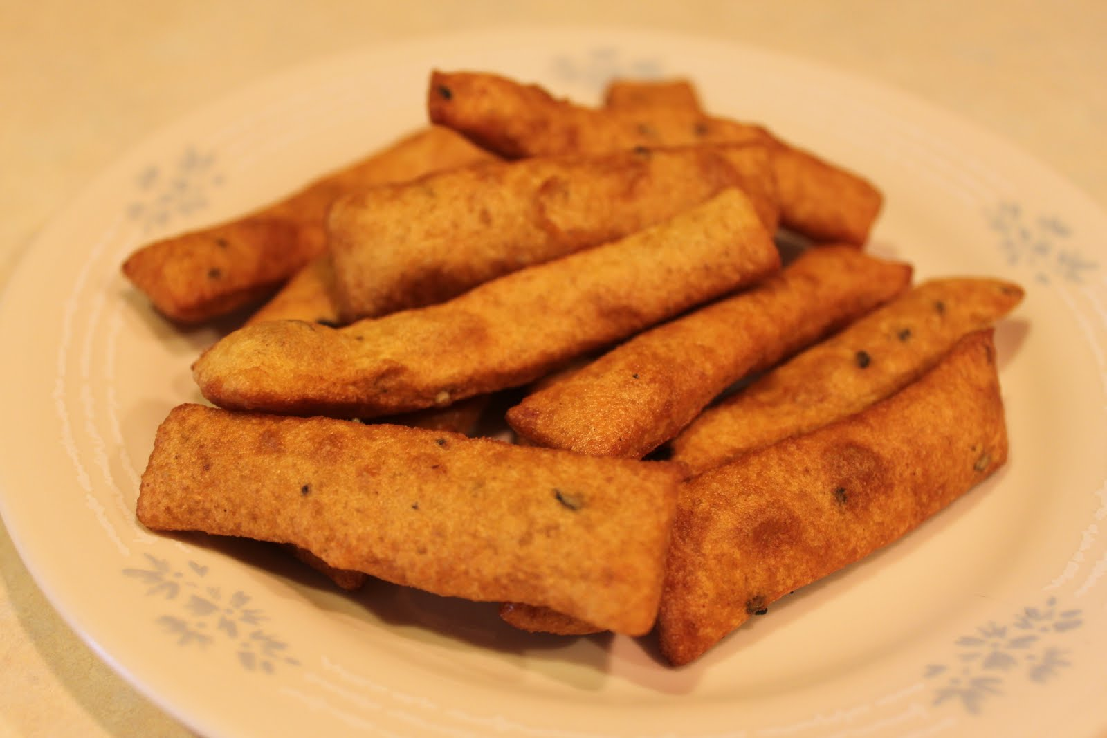 Vitamix High-End Blenders Reviews: Whole Wheat Sweet Potato Sticks