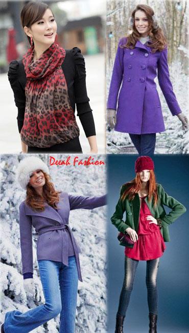 Baju Untuk Musim Dingin 2013