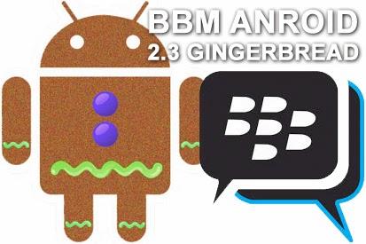 BBM GingerBread