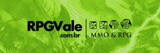 RPGVale -  Tudo sobre RPG, MMORPG, Literatura Fantástica e Narrativas Interativas