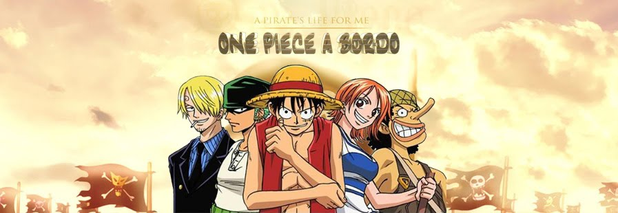 One Piece a bordo