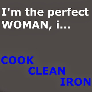 I'm the perfect WOMAN
