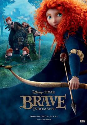 Brave – Indomável PT-PT Capa1