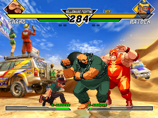 Capcom VS Snk 2 Game