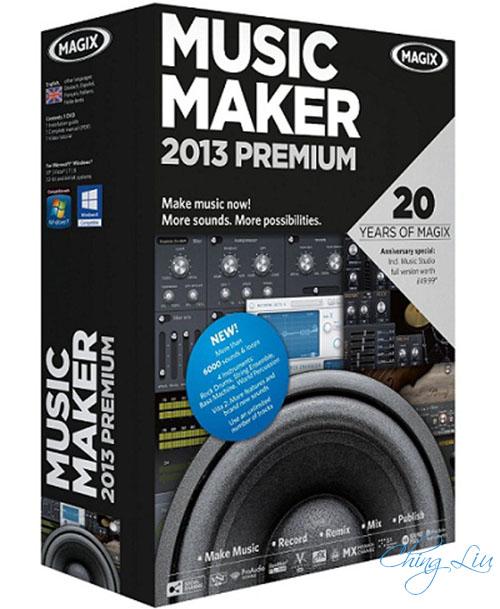 WatFile.com Download Free magix music maker mx premium make music without compromises get