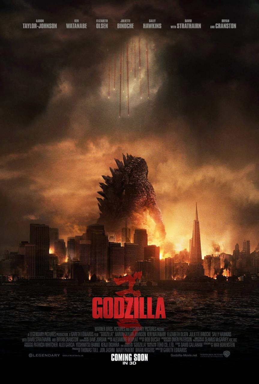 Regarder Godzilla en streaming - Film Streaming