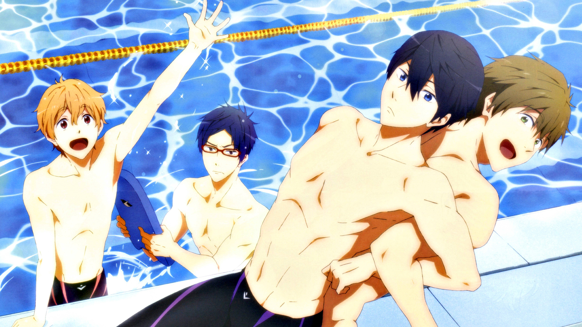 free! anime boys wallpaper hd