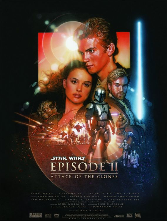 Stars Wars Episódio II: Ataque dos Clones Download