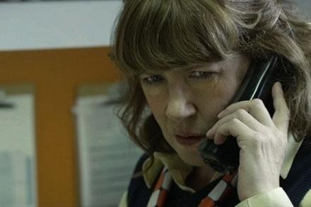 Compliance Ann Dowd as Sandra