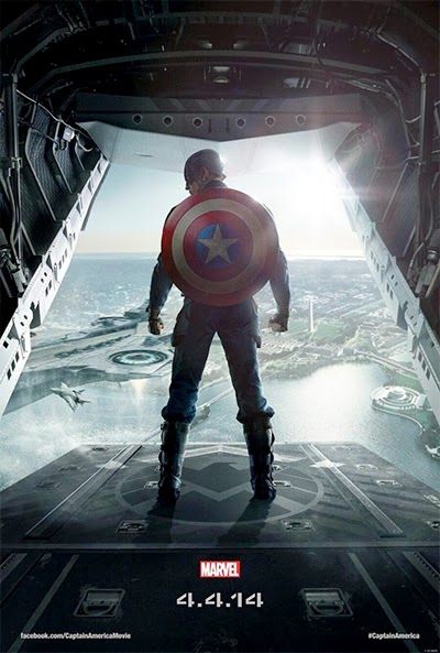 CAPTAIN AMERICA: THE WINTER SOLDIER - NUEVO PÓSTER
