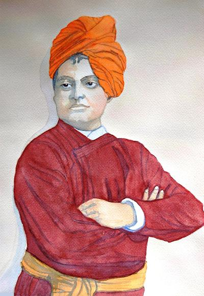 Swami Vivekananda 2016 Short Speech, Essay In Hindi English for School