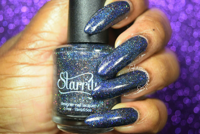 "Starrily ""Milky Way"" Swatch"