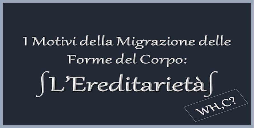I-Motivi-della-Migrazione-della-Forma-del-Corpo-L-Ereditarietà