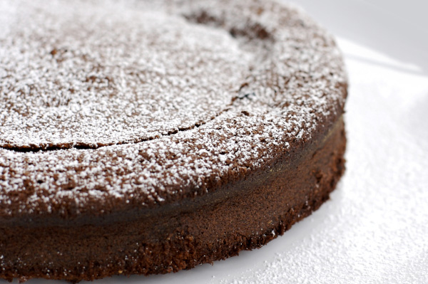 ... BY NATURE (TRIED AND TESTED RECIPES): ALMOND FLOUR CHOCOLATE CAKE