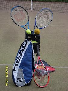 Nonstoppina tenniksen alkeiskurssi - Klikkaa oheista kuvaa