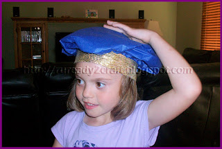diy french beret artist costume hat