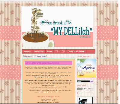Blog Theme