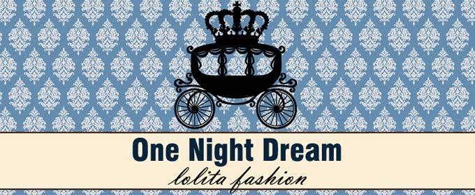 *~ One Night Dream ~*