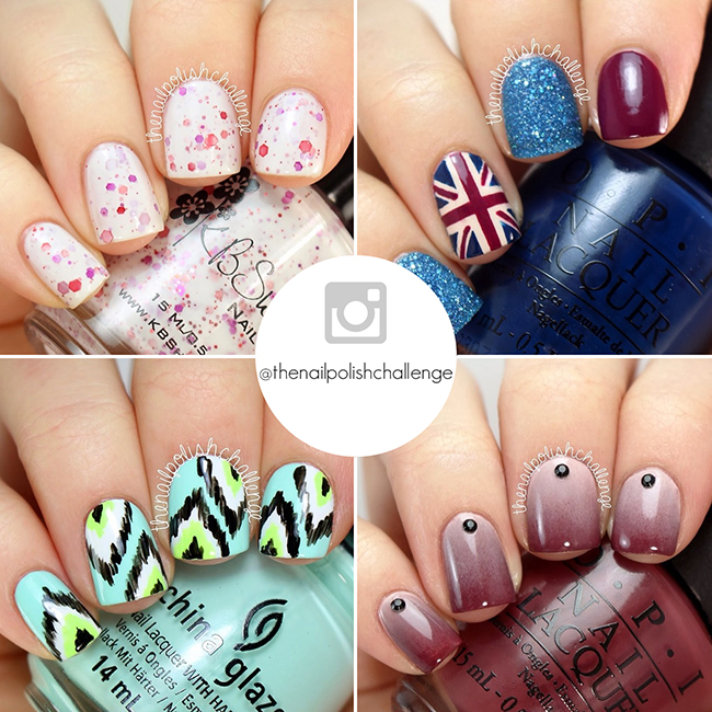 The Best Nail Artists on Instagram | The Nailasaurus | UK Nail Art Blog