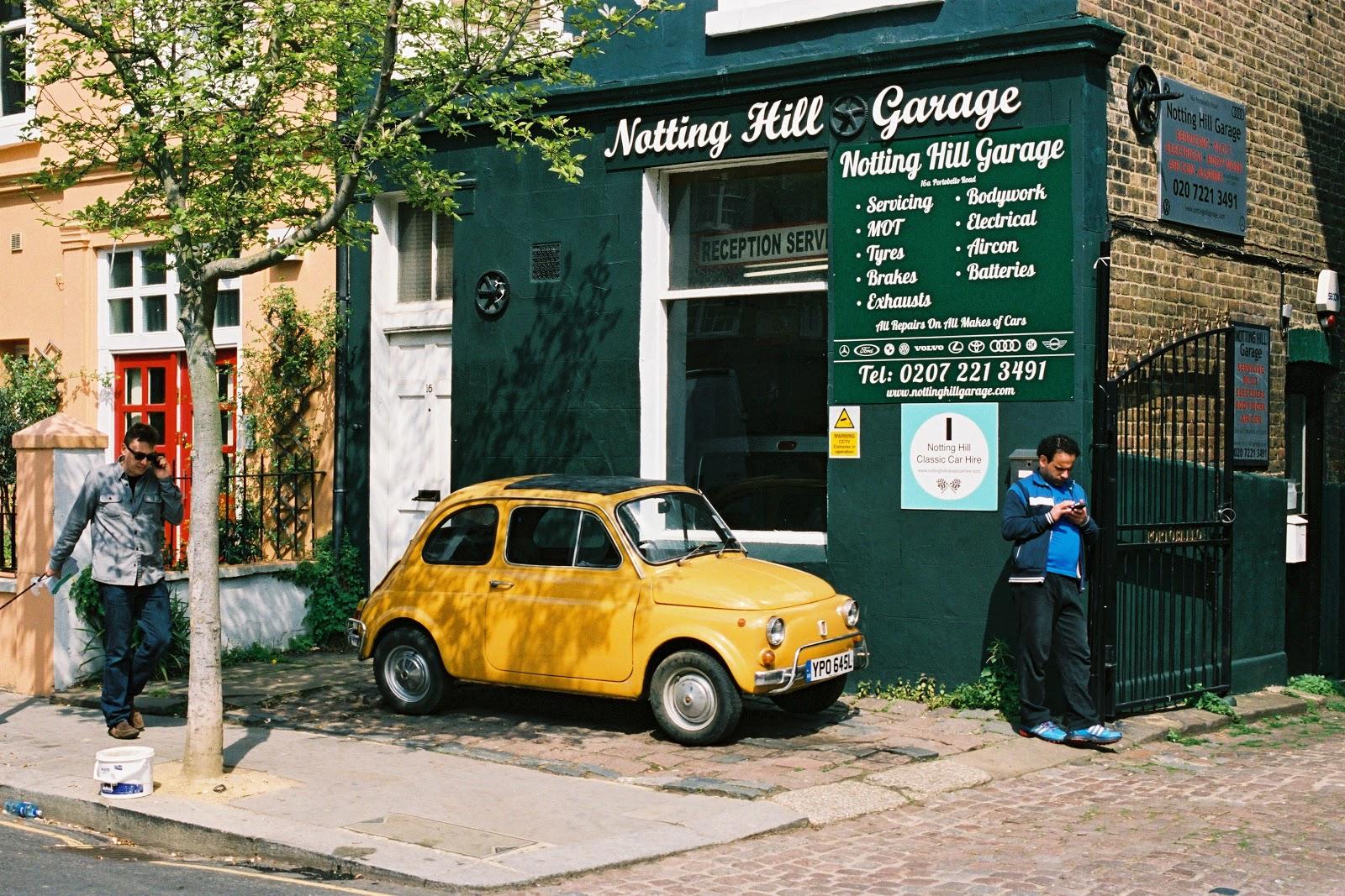 manu00 notting hill petit garage pour petite voiture. Black Bedroom Furniture Sets. Home Design Ideas