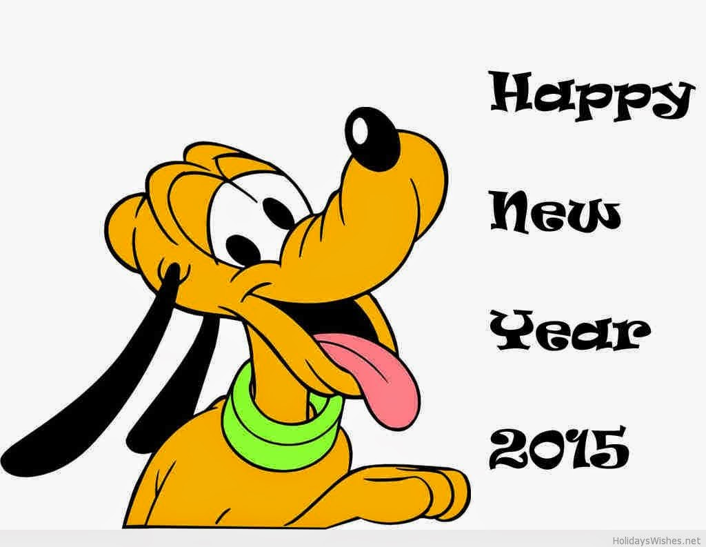 Top 5 New Year 2016 Clipart Download