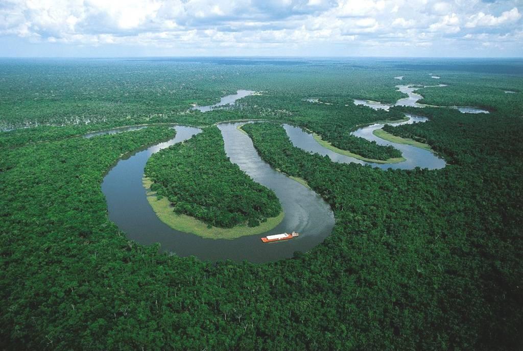 Sungai paling berbahaya di dunia