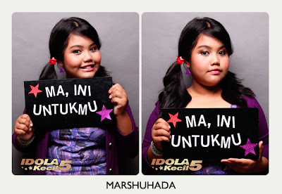 Marsha Idola Kecil 5