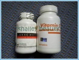 Harga Promosi Luxxe White & Vitamin C 1000 mg Pahang Pharmacy