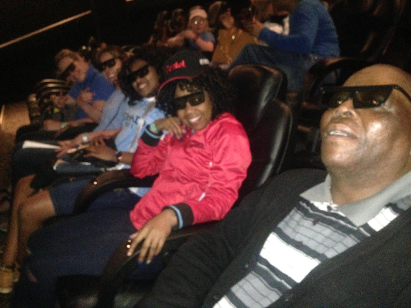 4D Movie Gold Reef City