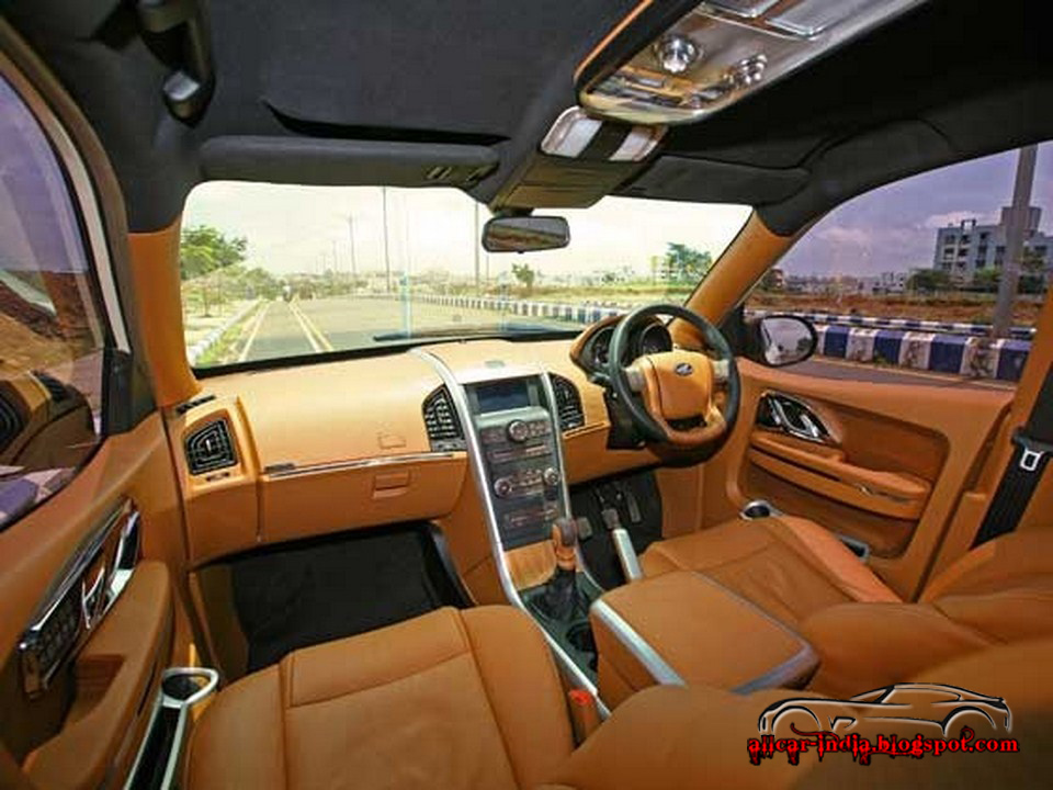 Automotive Craze Dc Gives His Styling To Mahindra Xuv 500