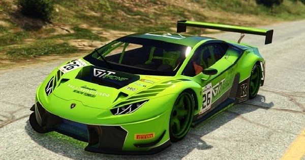 lamborghini huracan gt3 addon tunable gtaind mod gta v indonesia. Black Bedroom Furniture Sets. Home Design Ideas