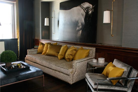 This Weekend I Come Across With Some Really Great Images Of Gray And Gold  Interiors, That Iu0027m Loving Right Now, And So I Had To Share It With You,  Love It! Part 85