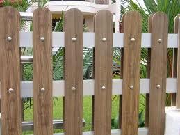 """Thanh hàng """"rào gỗ nhân tạo diamond"""" ThaiLand"""