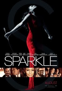 Sparkle movie starring Jordin Sparks and Whitney Houston