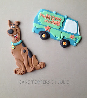 Scooby Doo Cake Decorations Australia