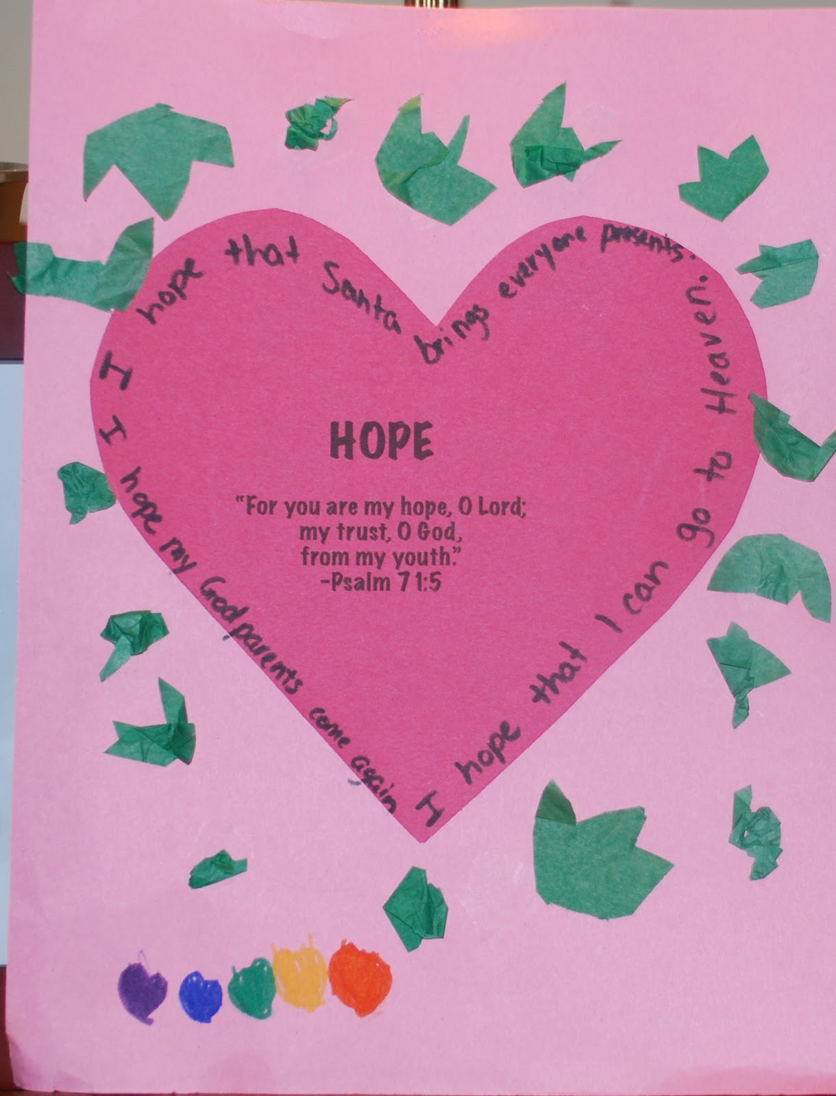 The Little Way: Our Little Flowers Girls Club Group