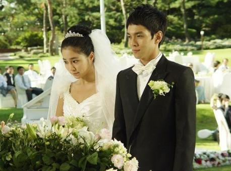 Sinopsis Drama dan Film Korea: Lee Min Jung and the wedding dress
