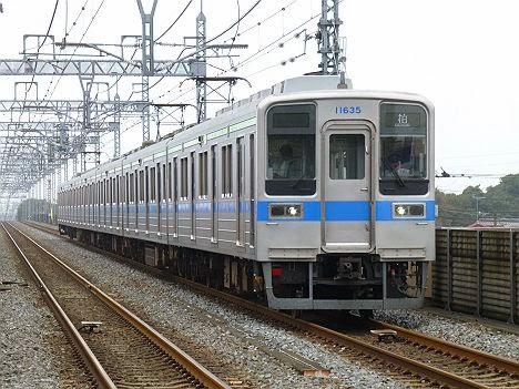 東武野田線 柏行き 10300系R