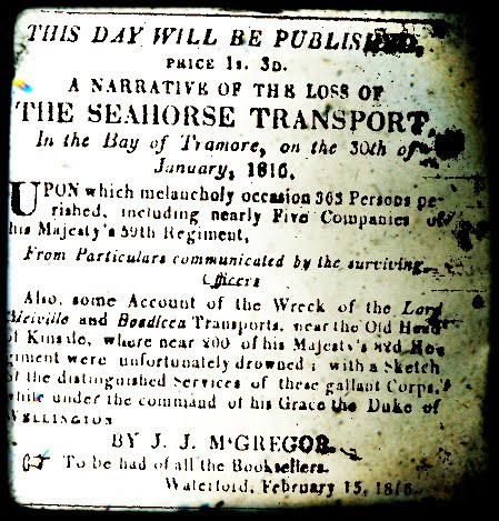 Narrative of the Loss of The Sea Horse Transport